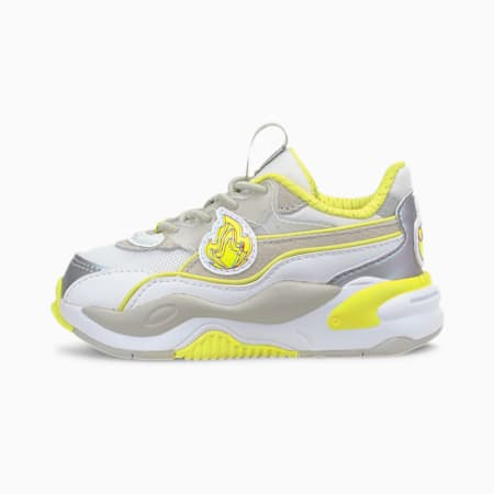 PUMA x emoji® RS-2K Toddler Shoes, Puma Silver-Puma White, small