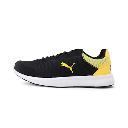 Propel Zoom IDP  Men's  Shoes, Puma Black-Buttercup, small-IND