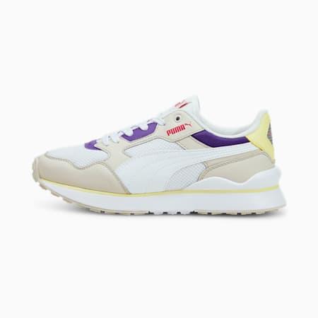 Zapatos deportivos R78 FUTR JR, Nimbus Cloud-Puma White-Prism Violet, pequeño