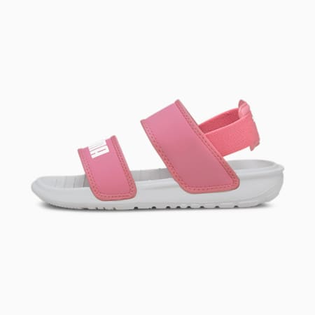Sandalias delicadas para niños pequeños, Nimbus Cloud-Sachet Pink, pequeño