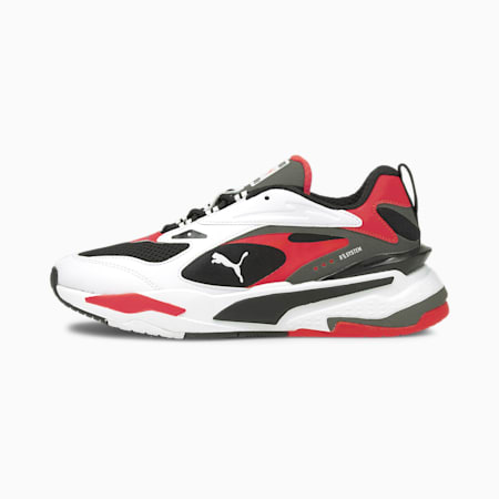 Młodzieżowe buty sportowe RS-Fast, PumaBlack-PumaWhite-RedBlast, small