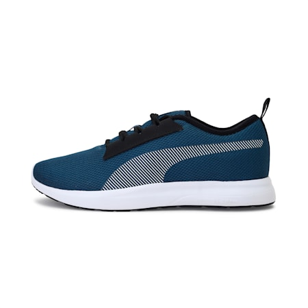 Raymax Men's Shoes, Gibraltar Sea-Puma White, small-IND