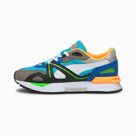 Zapatos deportivos Mirage Mox Vision JR, Blue Atoll-Steel Gray, pequeño