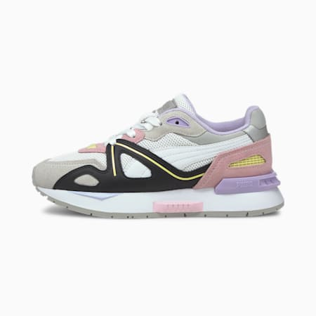 Mirage Mox Vision Youth Trainers, Puma White-Pink Lady, small