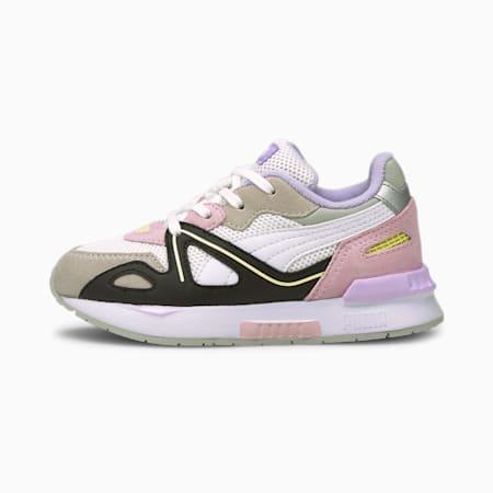 Zapatillas Mirage Mox Vision para niños, Puma White-Pink Lady, small