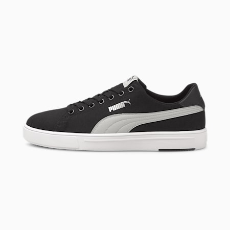 Serve Pro Lite CV Shoes, Black-Gray -Silver-White, small-IND