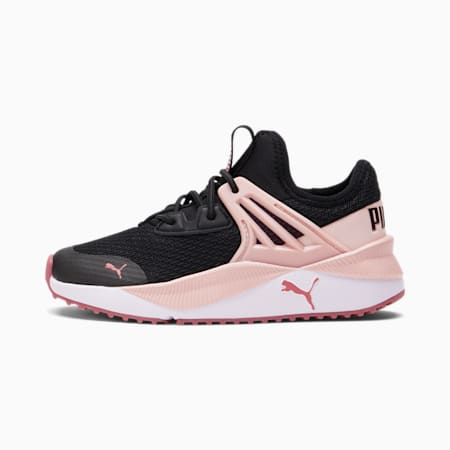 Zapatos deportivos Pacer Future para niño pequeño, Puma Black-Lotus, pequeño