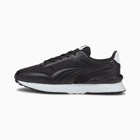 Zapatos deportivos R78 FUTR Decon JR, Puma Black-Puma Black, pequeño