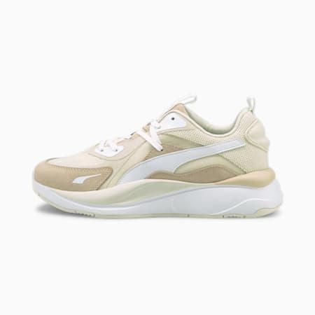 Zapatos deportivos RS-Curve Tones para mujer, Marshmallw-Shift Sand-Eggnog, pequeño