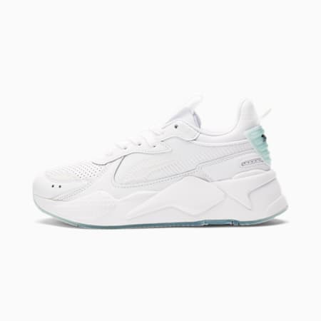 RS-X White Ice Sneakers JR, Puma White, small