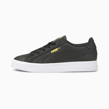 Ana Women's Shoes, Puma Black-Puma White, small-IND