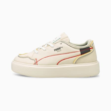 Zapatos deportivos Oslo Maja RE.GENpara mujer, Puma White-Gum, pequeño