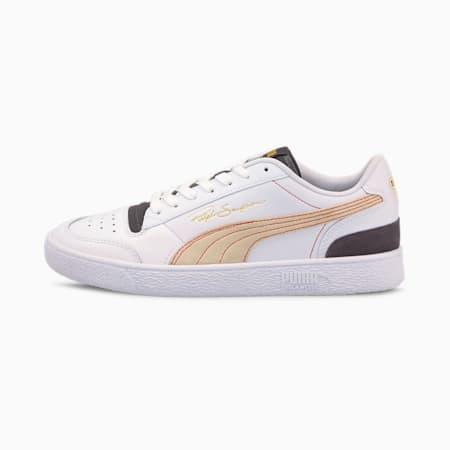 Ralph Sampson Lo Decades Sneakers, Puma White-Eggnog-CASTLEROCK, small-IND