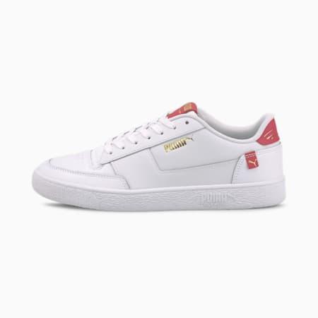 Ralph Sampson MC Pop Sneakers, Puma White-American Beauty, small-IND