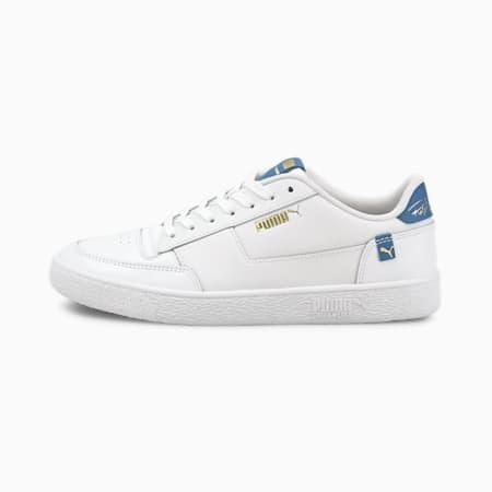 Ralph Sampson MC Pop Trainers, Puma White-Star Sapphire, small