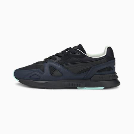 Mirage Mox Night Vision Shoes, Puma Black-Puma New Navy, small-IND