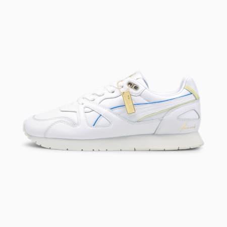 Mirage OG Rudolf Dassler Legacy Sneaker, Puma White-Vaporous Gray, small