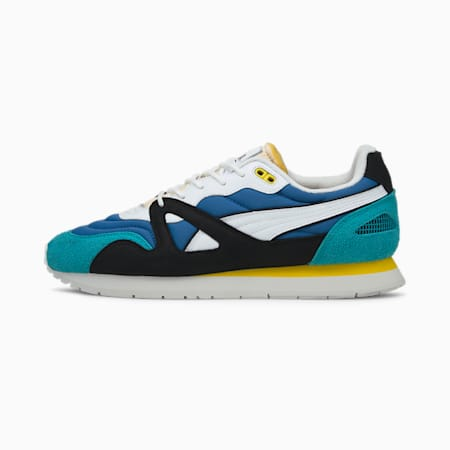 Mirage Original Brightly Packed Trainers, Star Sapphire-Scuba Blue, small-GBR