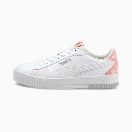 Carina Crew Untamed Women's Sneakers, Puma White-Puma White, small-IND