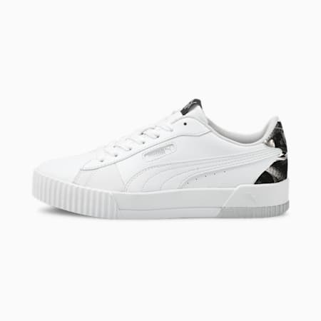 Carina Crew Untamed Women's Sneakers, Puma White, small-IND