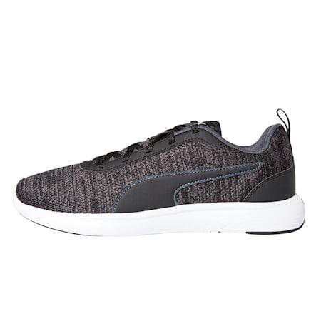 Softride Vital Fresh Running Shoes, Puma Black-Puma White, small