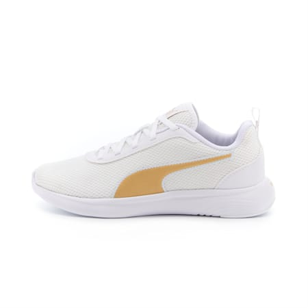 Softride Vital Fresh Running Shoes, Puma White-Puma Team Gold, small-SEA