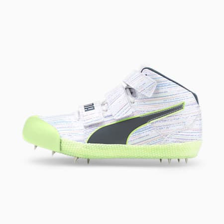 evoSPEED Javelin 2 Track and Field Shoes, White-Dark Slate-Fizzy Light, small