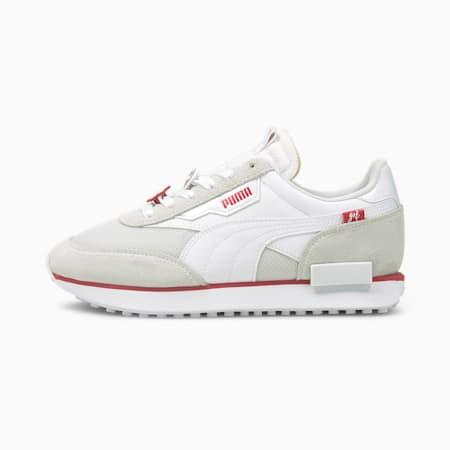 Future Rider Galantine's Damen Sneaker, Puma White-Virtual Pink, small