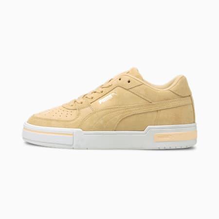 CA Pro Suede Men's Sneakers, Natural Vachetta-Puma White, small