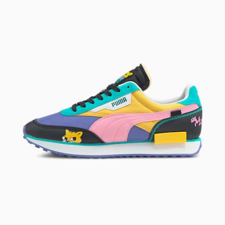 Zapatos deportivosFuture RiderPUMA x AKA BOKU, Puma Black-SOLAR POWER, pequeño