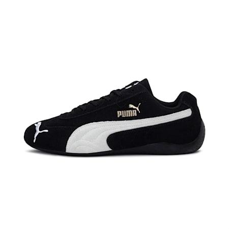 SpeedCat LS Shoes, Puma Black-Puma White, small-IND