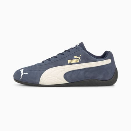SpeedCat LS Sneaker, Peacoat-Puma White, small