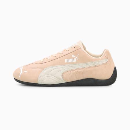 Zapatos de automovilismo Speedcat LS para hombre, Cloud Pink-Puma White, pequeño