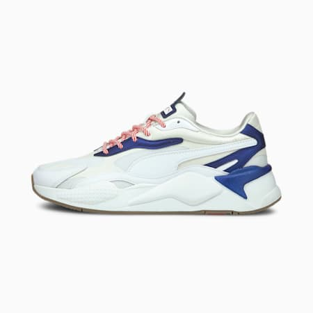 RS-X³ X-Mas Edition Shoes, Puma White-Elektro Blue, small-IND