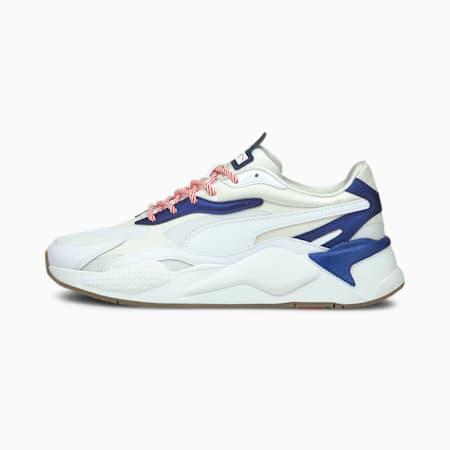 RS-X³ X-Mas Edition Men's Sneakers, Puma White-Elektro Blue, small
