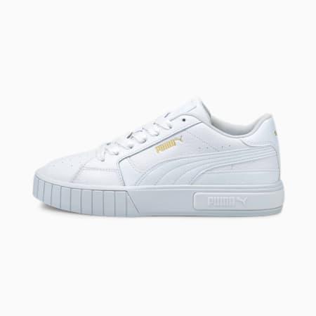 Scarpe da ginnastica Cali Star donna, Puma White-Puma White, small