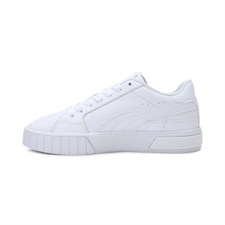 Cali Star Women's Sneakers, Puma White-Puma White, small-IND