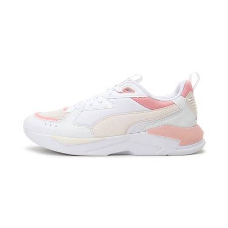 X-Ray Lite Pro Unisex Shoes, Puma White-Pastel Parchment-Bridal Rose, small-IND
