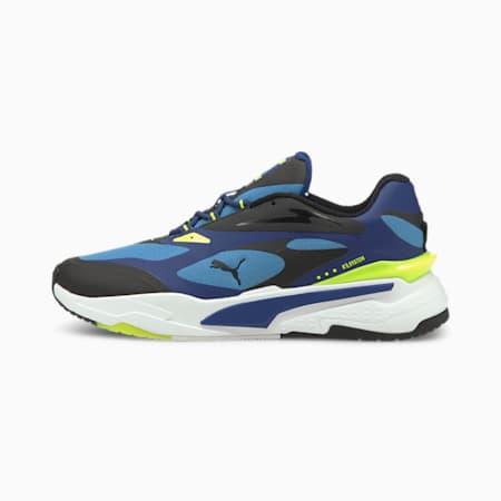 Zapatos deportivos RS-Fast Techpara hombre, Star Sapphire-Black-Y.Alert, pequeño