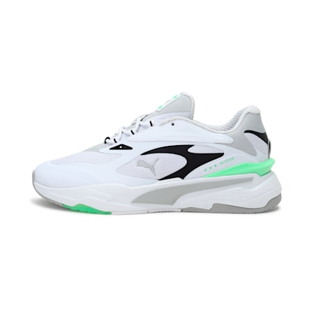 RS-Fast Tech Shoes, White-G.Violet-Elektro Green, small-IND
