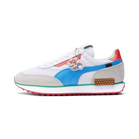 Future Rider Super Mario 64™ Sneaker, Puma White-Nrgy Turquoise, small