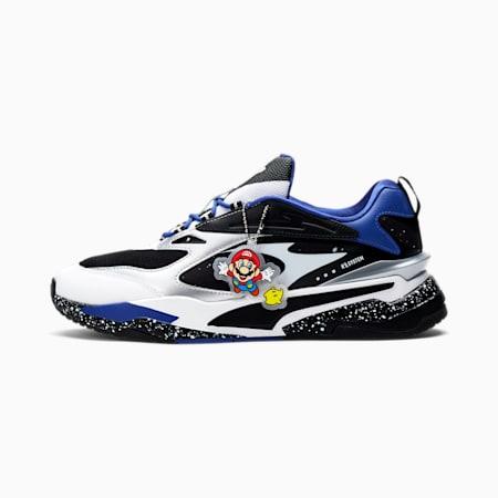 Basket RS-Fast Super Mario Galaxy™, Puma Black-Puma Silver, small