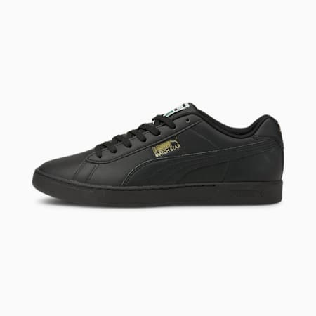 Match Star Shoes, Black-Puma Black- Gold, small-IND