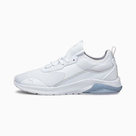 Electron E Pro Unisex Shoes, Puma White-Gray Violet, small-IND