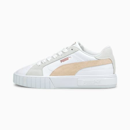 Cali Star Mix Women's Trainers, Puma White-Cloud Pink, small-GBR