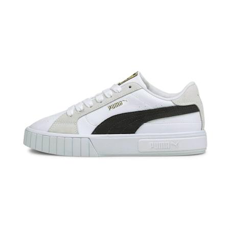 Zapatillas Cali Star Mix para mujer, Puma White-Puma Black, small