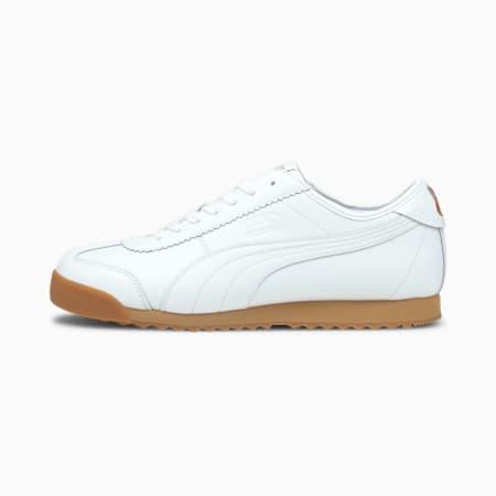 PUMA x MAISON KITSUNÉ Roma Sneaker, Puma White-Puma White, small