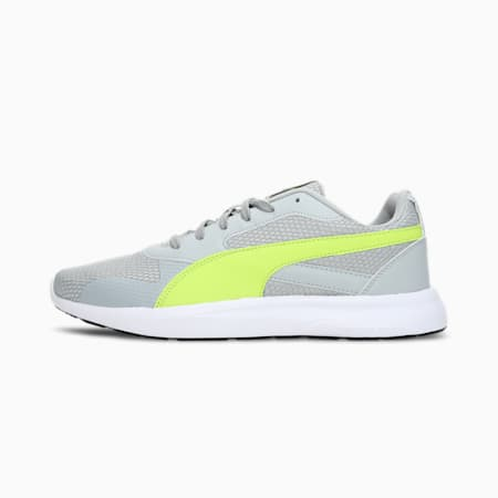 Firefly Men's Shoes, High Rise-Limepunch, small-IND