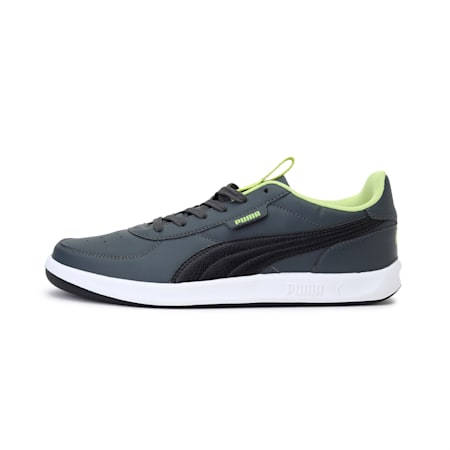 Baymax  Men's IDP Shoes, Dark Shadow-Limepunch, small-IND