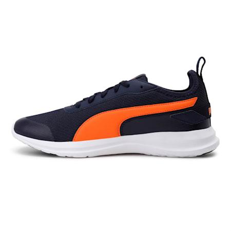 Manitoba IDP Men's Shoes, Peacoat-Vibrant Orange, small-IND